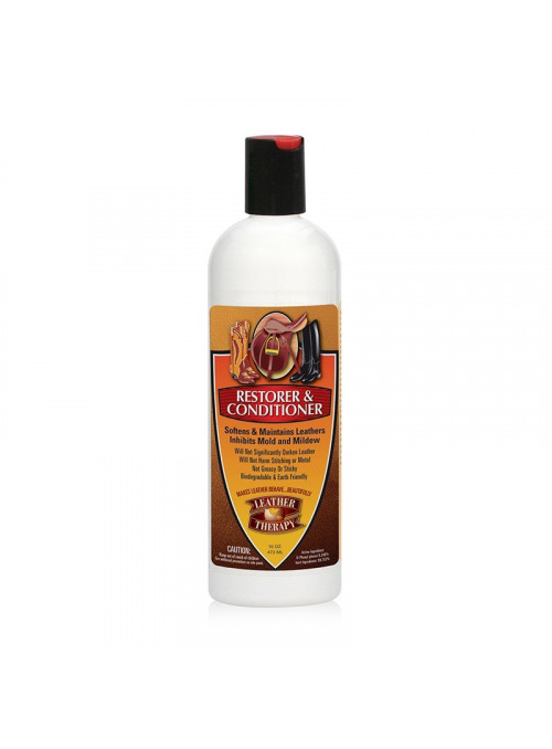 Leather Therapy Restorer & Conditioner olej do skór