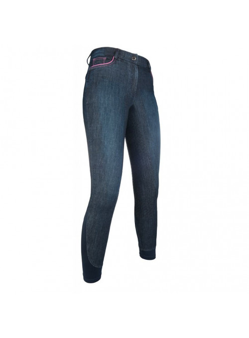 Bryczesy Active Denim