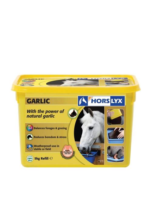 Lizawka Horslyx Garlic 5kg