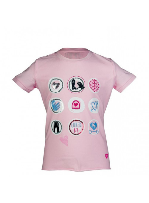 T-Shirt Heart Piccola