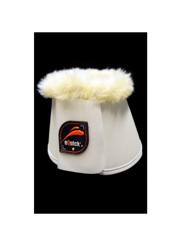 Kaloszki eQuick eOverreach Fluffy Real lamb wool