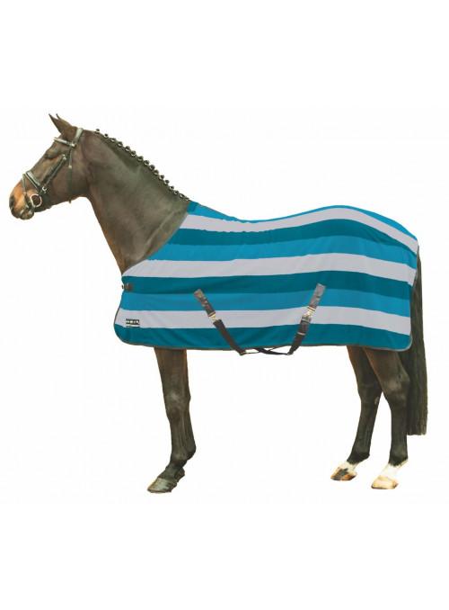 Derka polarowa w pasy Colour stripes