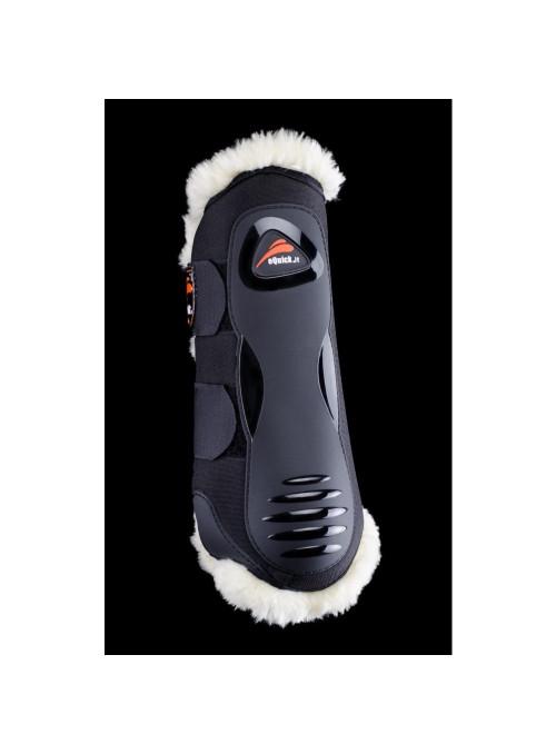 Ochraniacze przednie Equick eKur Luxury Fluffy