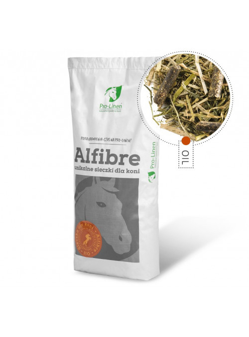Pro-Linen Alfibre Oil, 15 kg