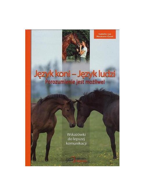 Książka Język koni-Język ludzi
