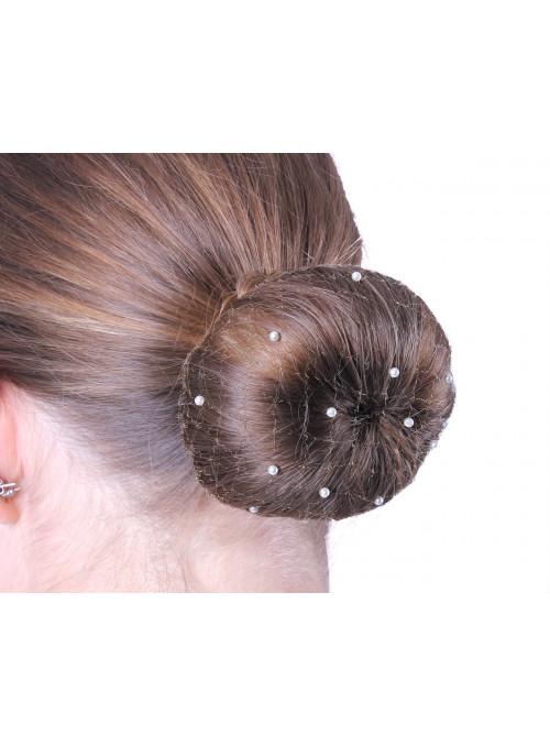 Siatka do włosów Pearl