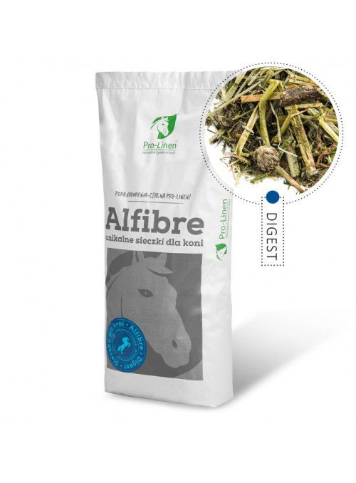 Pro-Linen Alfibre Digest, na wrzody 15 kg