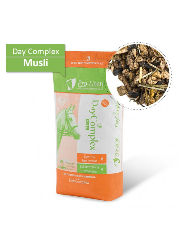 Pro-Linen Day Complex Musli 15 kg