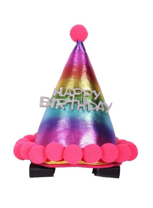 Czapka urodzinowa