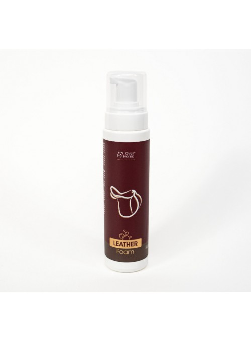 Leather Foam, 250 ml pianka do czyszczenia