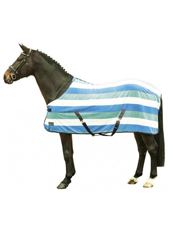 Derka polarowa w pasy Fashion stripes