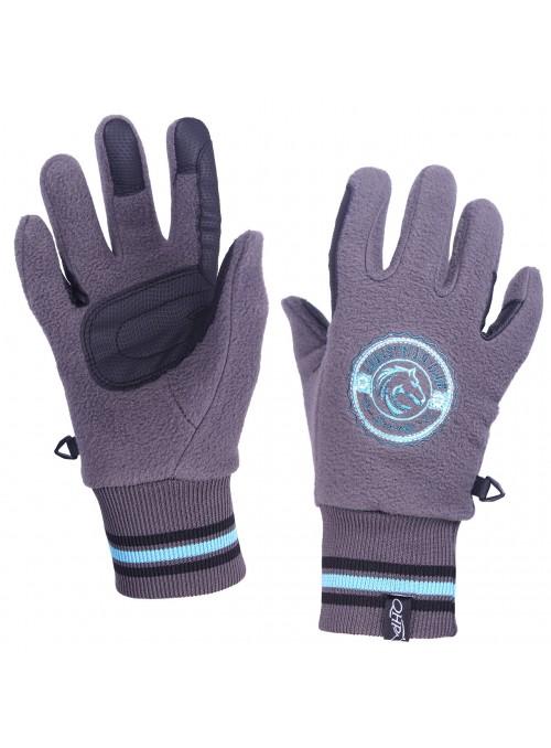 Rękawiczki Hidalgo szare 8 lat