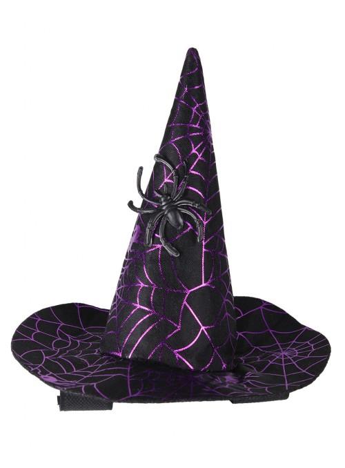 Czapka czarownicy dla konia Halloween