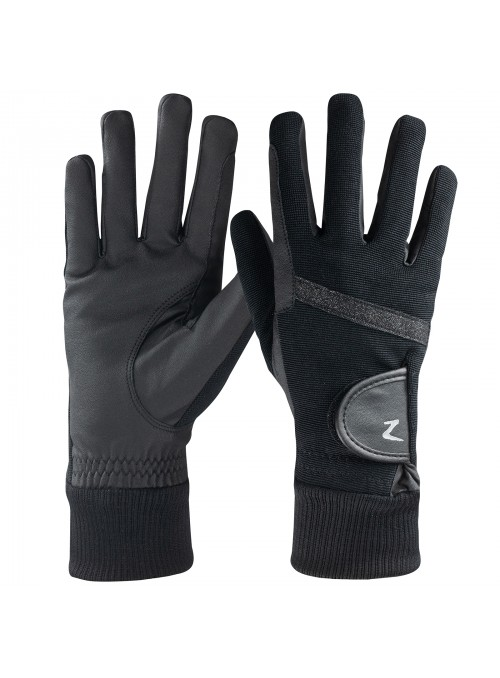 Rękawiczki zimowe Horze Sage z brokatem