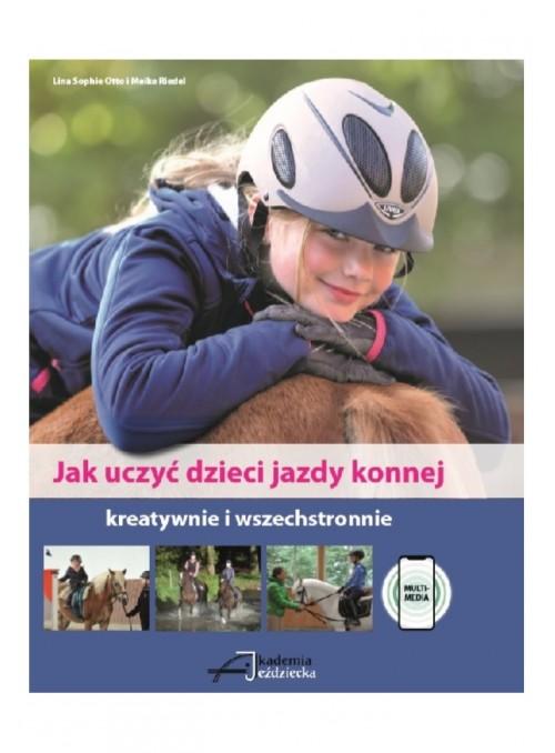 Książka Jak uczyć dzieci jazdy konnej.