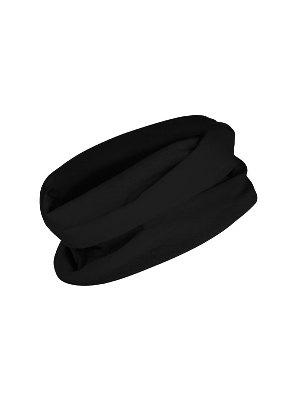 Komin wielofunkcyjny czarny