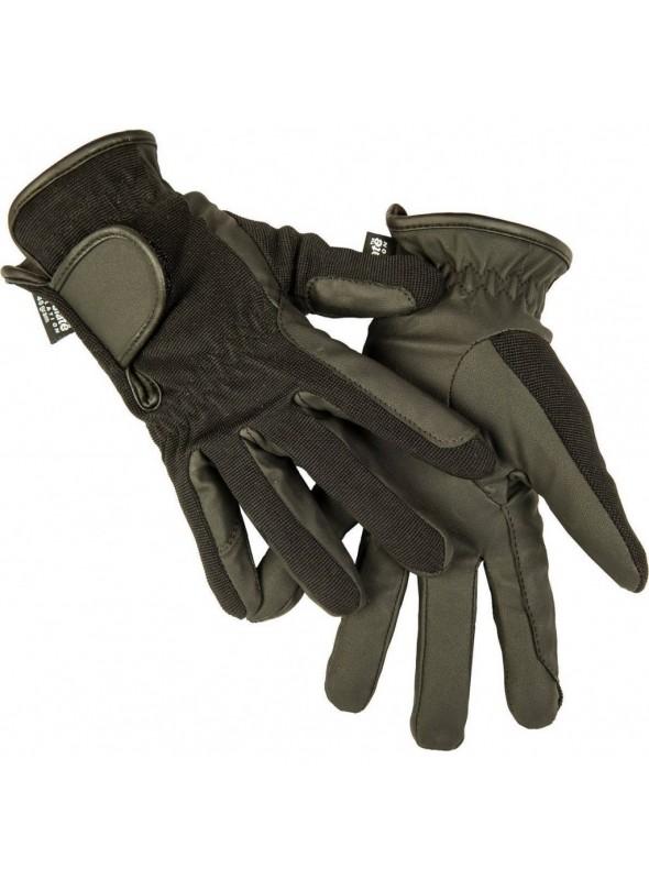 Rękawiczki zimowe czarne L
