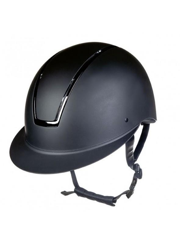 Kask Lady Shield czarny/czar L 58-60