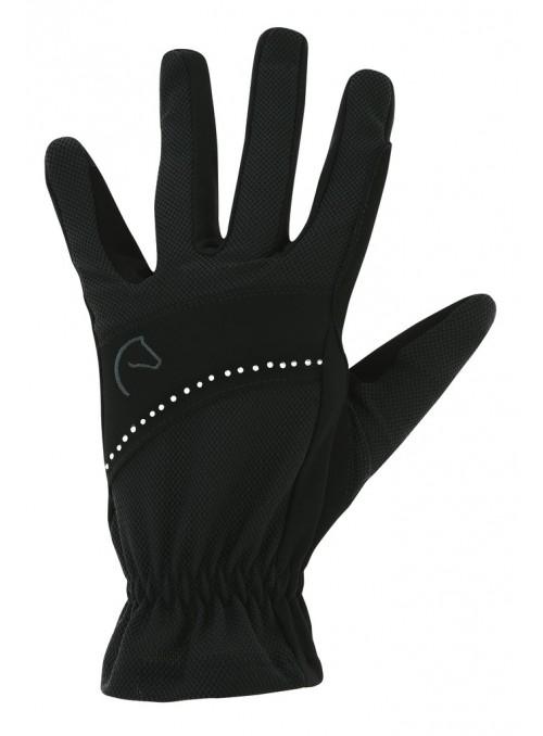 Rękawiczki Strass