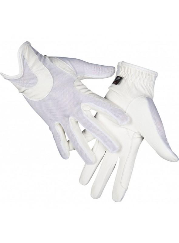 Rękawiczki Grip Mesh biały 10 lat