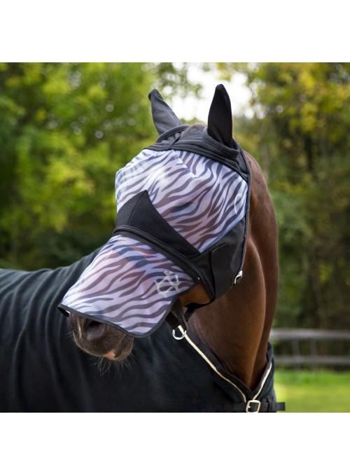 Maska przeciw owadom Zebra L