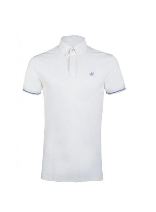 Koszulka konkursowa biała L