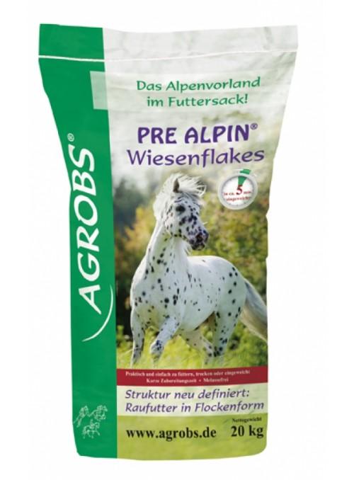 Agrobs PreAlpin Wiesenflakes 20kg
