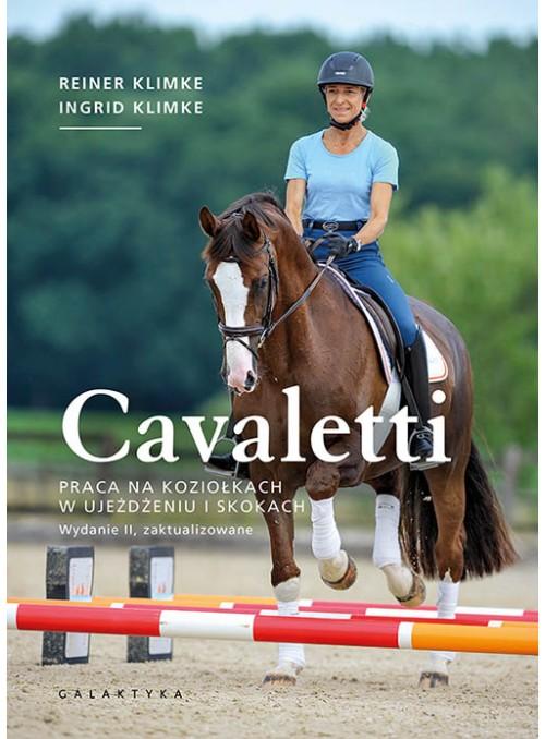 Książka Cavaletti praca na koziołkach wydanie 2