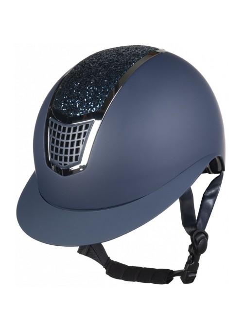 Kask Glamous Shield granat/granat L