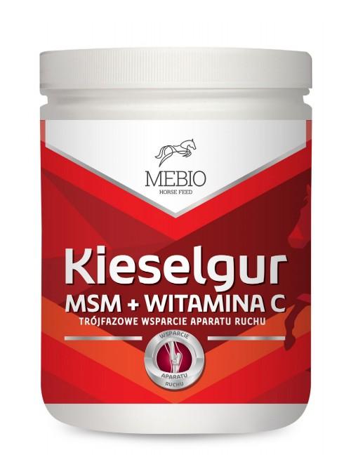 MEBIO KIESELGUR MSM+WITAMINA C
