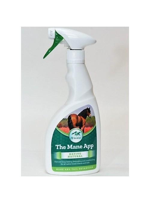 IV HORSE Native Natural odżywka do grzywy i ogona