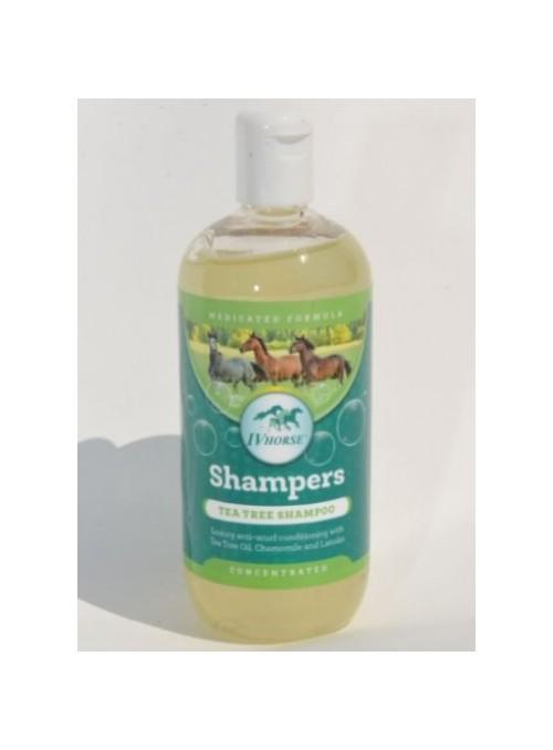 IV HORSE Shampers z olejkiem herbacianym