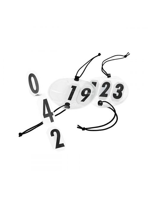 Numerek startowy okrągły