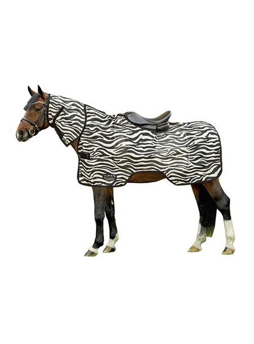 Derka siatkowa do jazdy Zebra