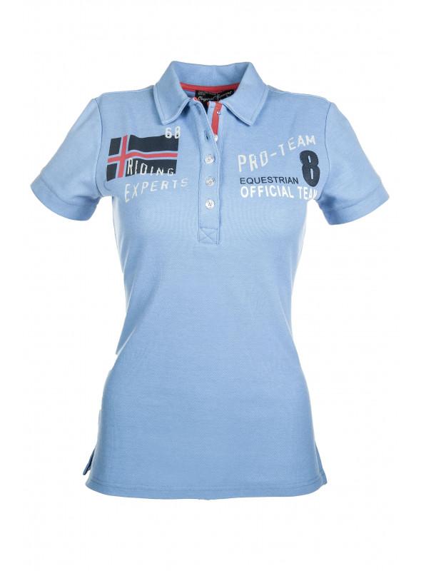 Koszulka Polo dziecięca International j.nieb 128