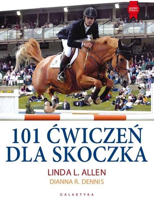 Książka 101 ćwiczeń dla skoczka