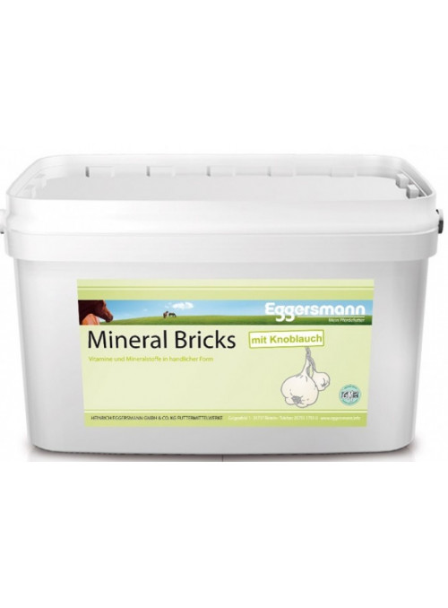 Mineral Bricks Knoblauch Eggersmann