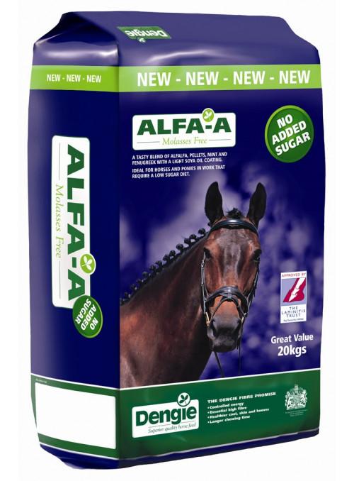 Dengie sieczka Alfa-A Molasses Free 20 kg