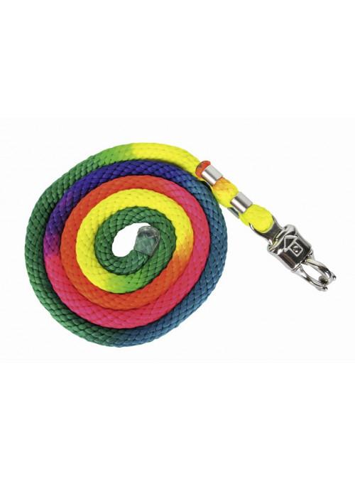 Uwiąz Multicolor z bezpiecznym karabińczykiem