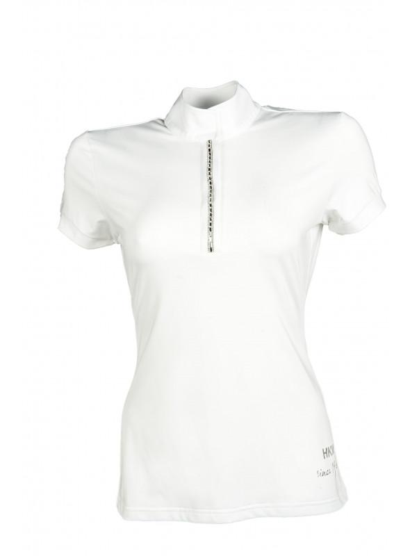 Koszulka konkursowa Crystal biała XS