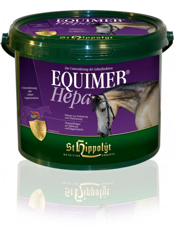 Equimeb HEPA wspiera pracę wątroby 3 Kg