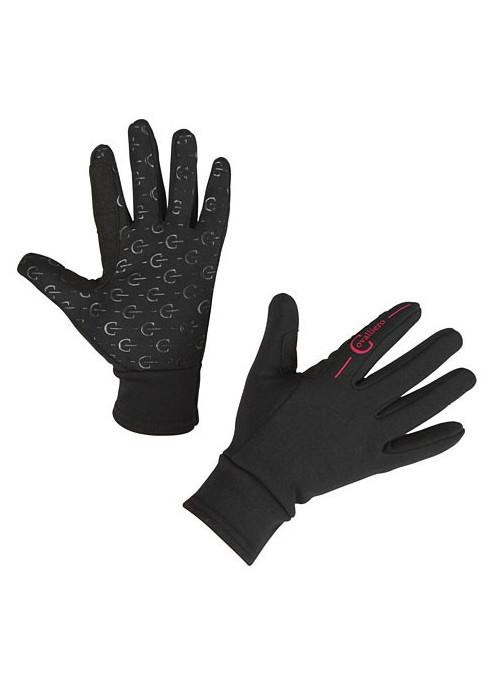 Rękawiczki Inari brązowe XXS