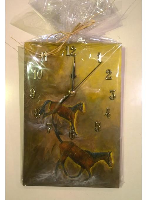 Zegar z koniem