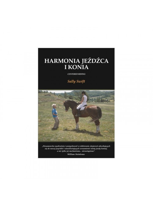 Książka Harmonia jeźdźca i konia