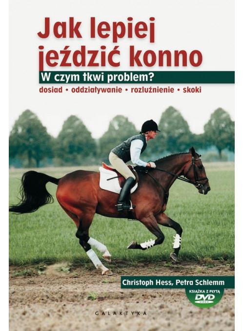 Książka Jak lepiej jeździć konno 1