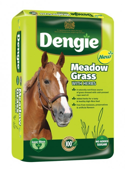 Dengie Meadow Grass with Herbs, 15 kg