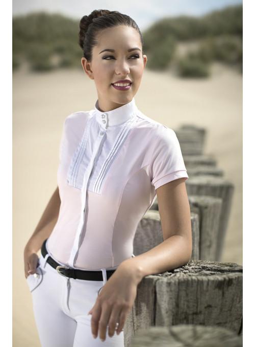 Koszulka Konkursowa Soft Powder biała XS