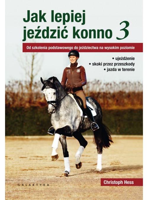 Książka Jak lepiej jeździć konno 3