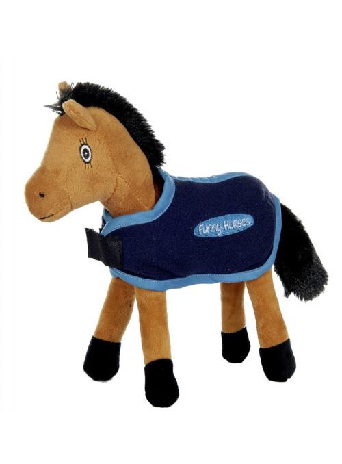 Derka dla pluszaka Funny Horses