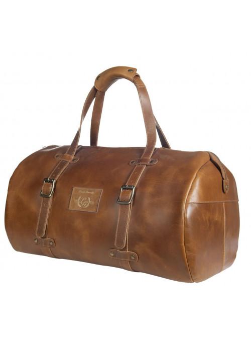 Skórzana torba sportowa Santa Rosa 50x30 cm